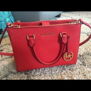 ❤️❤️💋 GORGEOUS Michael Kors large tote!!!!